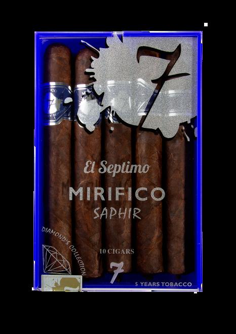 El Septimo Geneva Diamond Series Mirifico Saphir (6.75x58 / Box 25)