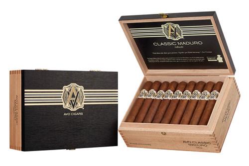 AVO Classic Maduro No. 2 (6x50 / Box 25)