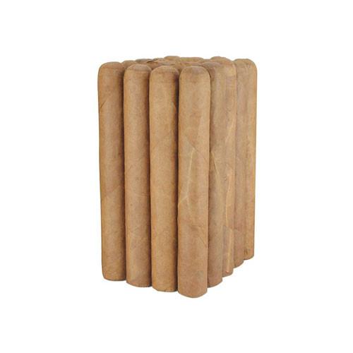 Cigar King Nude Phatties Connecticut Toro (6x54 / Bundle 20)