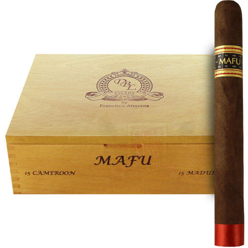 DBL Cigars MAFU Cameroon Gordo (8x60 / Box 15) + FREE SHIPPING ON YOUR ENTIRE ORDER!