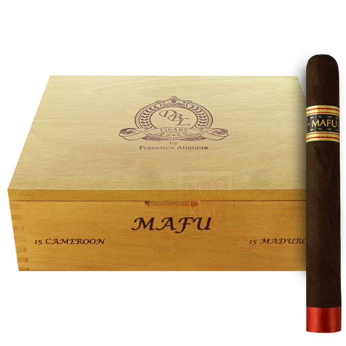 DBL Cigars MAFU Maduro Toro (6x54 / Box 15) + FREE SHIPPING ON YOUR ENTIRE ORDER!