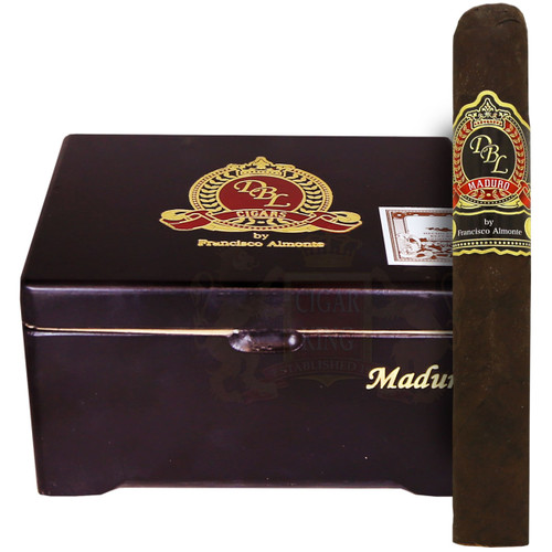 DBL Cigars Maduro El Grande (6x60 / Box 24) + FREE SHIPPING ON YOUR ENTIRE ORDER!