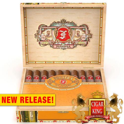 Fonseca Robusto by My Father New 2020 Release (5.25x52 / Box 20) + FREE SHIPPING ON YOUR ENTIRE ORDER!