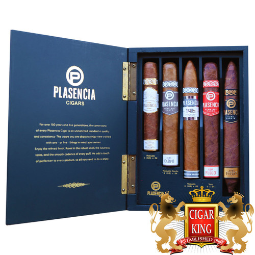 Plasencia Exclusive Complete Box Set (Box 5)