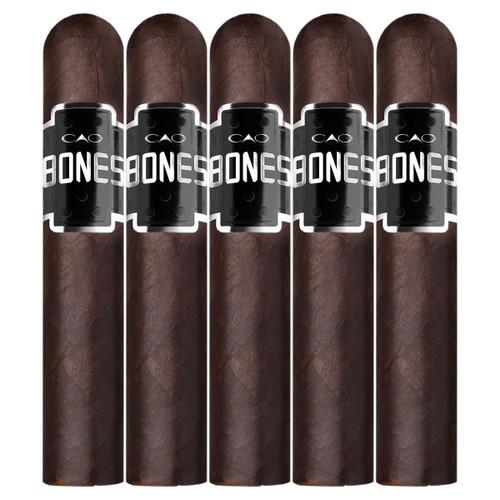 CAO Bones Blind Hughie Toro (6x54 / 5 Pack)