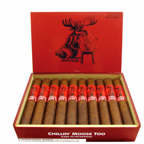 Chillin' Moose Too Corona (5.25x45 / 5 Pack)