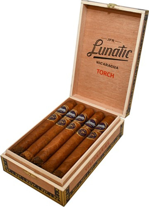 JFR Lunatic Torch Visionaries (6.5x52 / Box 10) + FREE JFR 3 PACK + FREE SHIPPING ON YOUR ENTIRE ORDER!