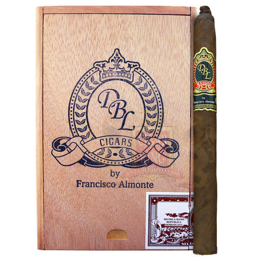 DBL Cigars Maduro Limited Edition Lancero (7x40 / Box 21) + FREE SHIPPING ON YOUR ENTIRE ORDER!