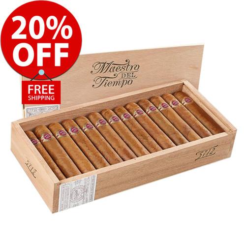 Warped Cigars Maestro Del Tiempo (6.375x42 / Box 25) + 20% OFF RETAIL! + FREE SHIPPING ON YOUR ENTIRE ORDER!
