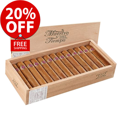 Warped Cigars Maestro Del Tiempo (6.375x42 / 10 Pack) + 20% OFF RETAIL! + FREE SHIPPING ON YOUR ENTIRE ORDER!