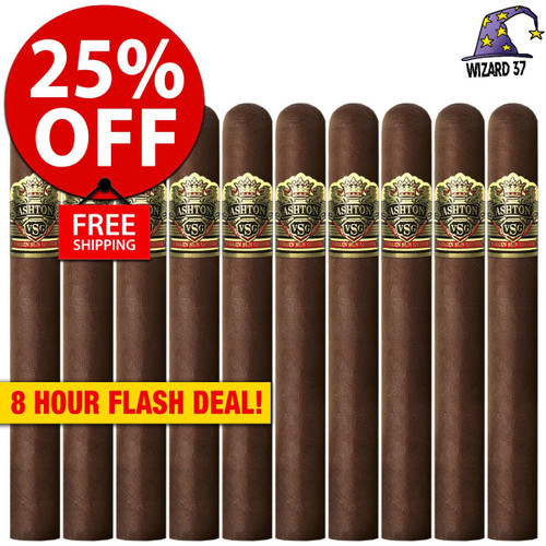Ashton VSG Torpedo (6x56 / 10 PACK SPECIAL) + 25% OFF RETAIL! + FREE SHIPPING ON YOUR ENTIRE ORDER!