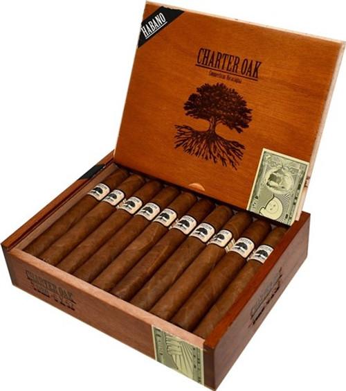 Charter Oak Habano Toro (6x52 / Box 20)