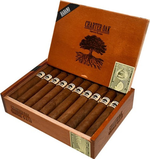 Charter Oak Habano Grande (6x60 / 5 Pack)