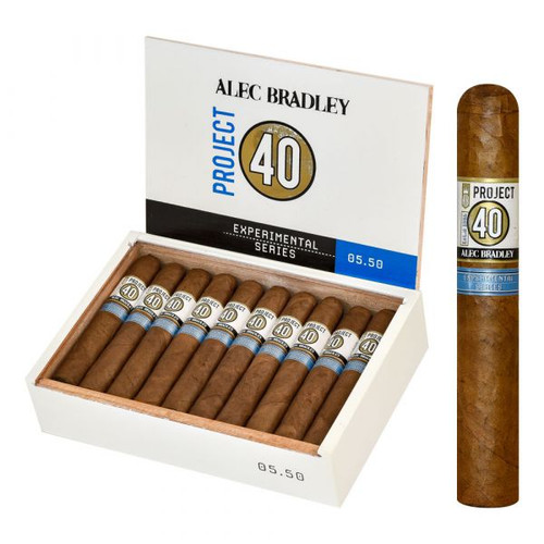 Alec Bradley Project 40 Robusto (5x50 / Box 20)
