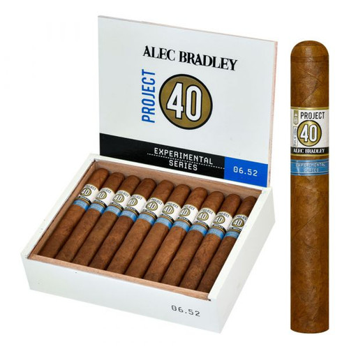 Alec Bradley Project 40 Toro (6x52 / 5 Pack)