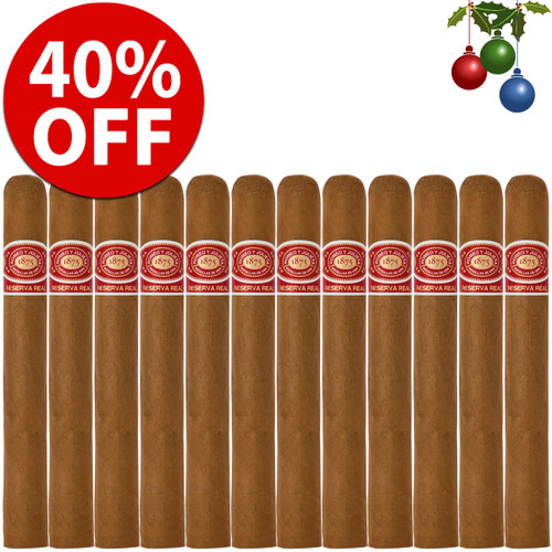 Romeo y Julieta Reserva Real Robusto (5x52 / 12 Pack) + 40% OFF!