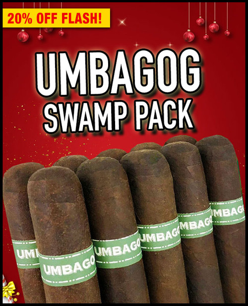 Umbagog Swamp Pack Flight No. 2 (9 PACK SAMPLER) + SPECIAL XMAS DISCOUNT + FREE SHIPPING ON YOUR ENTIRE ORDER!