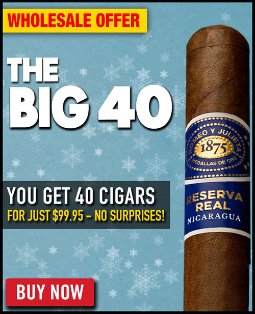 THE BIG 40 WINTER SALE (Various Sizes / 40 PACK SAMPLER) + 70% OFF RETAIL! + FREE SHIPPING ON YOUR ENTIRE ORDER!