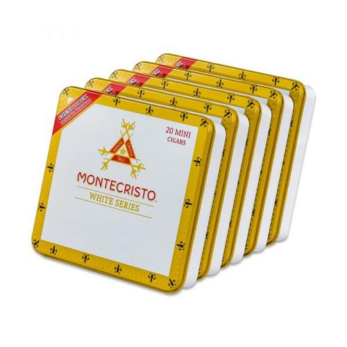 Montecristo White Mini Cigarillos Unit (100 Cigars)