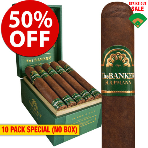 H. Upmann Annuity Toro (6x52 / 10 PACK SPECIAL) + 50% OFF RETAIL!