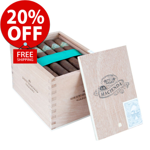 Warped La Hacienda Superiores Corona (5.6x46 / 10 PACK SPECIAL) + 20% OFF RETAIL! + FREE SHIPPING ON YOUR ENTIRE ORDER!