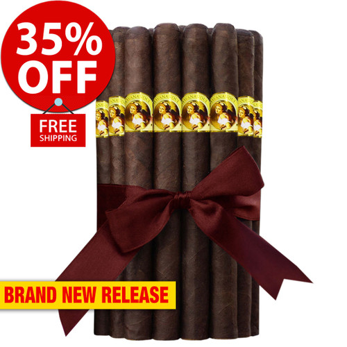 Havana Soul IV 2021 Lancero By AJ Fernandez Limited Edition (7x38 / 10 PACK SPECIAL) + 35% OFF RETAIL! + FREE SHIPPING ON YOUR ENTIRE ORDER!