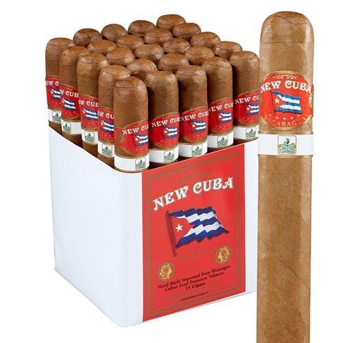 New Cuba By Casa Fernandez Connecticut Churchill (7x48 / Bundle of 25)
