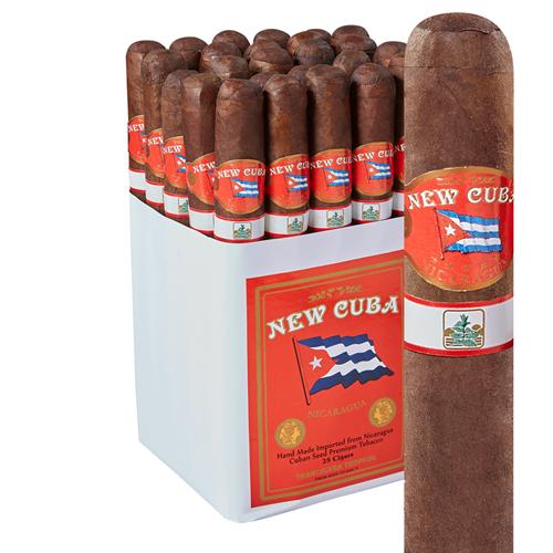 New Cuba By Casa Fernandez Maduro Churchill (7x48 / Bundle of 25)