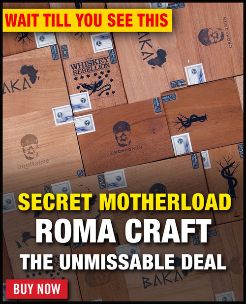RoMa Craft 2021 Secret Motherload Flight (15 PACK SPECIAL) + FREE SHIPPING ON YOUR ENTIRE ORDER!