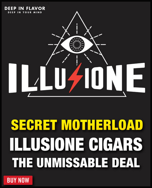 Illusione Cigars 2021 Secret Motherload Flight (15 PACK SPECIAL) + FREE SHIPPING ON YOUR ENTIRE ORDER!