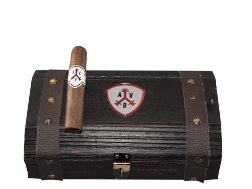 ADVentura The Explorer Short Robusto (4x50 / Box 19)