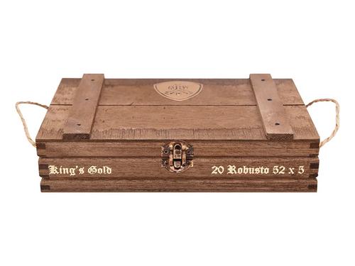 ADVentura King's Gold Robusto (5x52 / Box 20)