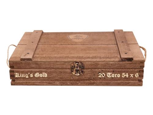 ADVentura King's Gold Toro (6x54 / Box 20)