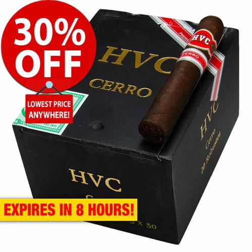 HVC Cerro Maduro Toro (6x54 / 10 PACK SPECIAL) + 30% OFF RETAIL!