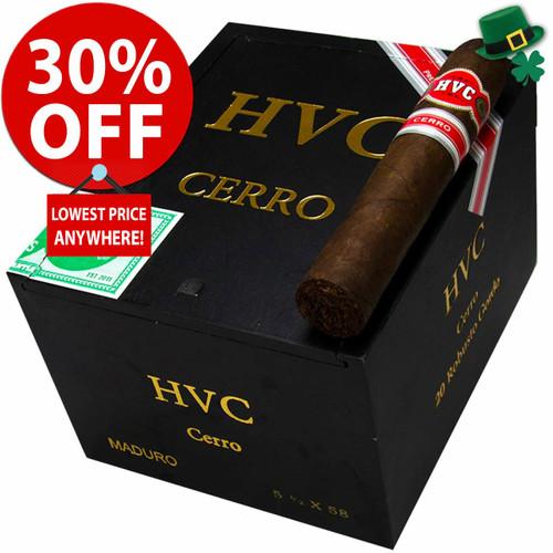 HVC Cerro Maduro Robusto (5x50 / 10 Pack) + 30% OFF RETAIL!