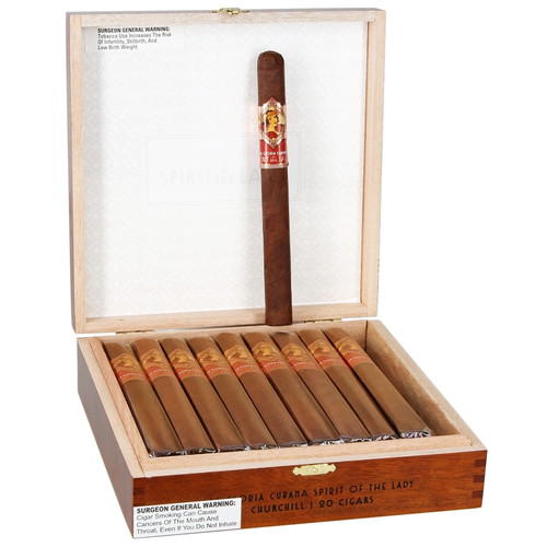 La Gloria Cubana Spirit of the Lady Churchill (7x50 / Box 20)