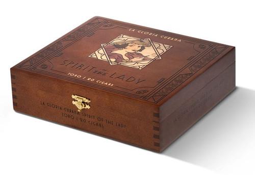 La Gloria Cubana Spirit of the Lady Toro (7x50 / Box 20)