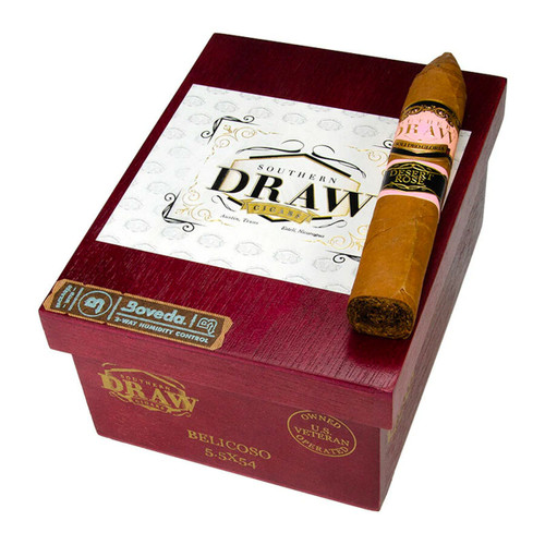 Southern Draw Rose Of Sharon Desert Rose Belicoso Fino (5.5x54 / 5 Pack) + FREE SHIPPING ON YOUR ENTIRE ORDER!