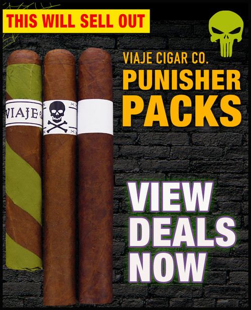 *SOLD OUT* Rare Viaje 2021 Punisher Pack Flight (10 PACK SPECIAL) + 20% OFF RETAIL! + FREE SHIPPING ON YOUR ENTIRE ORDER!