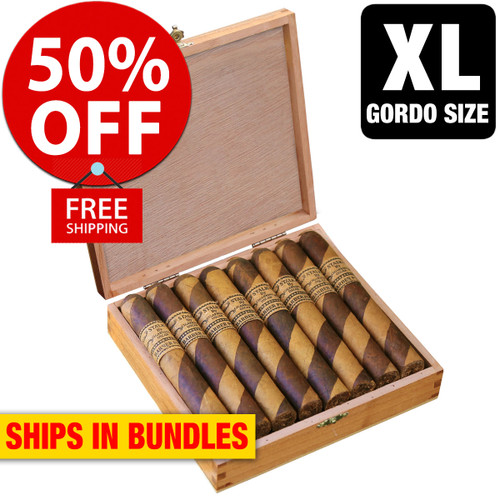 STALK by Leaf By Oscar Barber Pole Gordo (6x60 / Bundle 20) + 50% OFF RETAIL! + FREE BOVEDA FRESH PACK! + FREE SHIPPING ON YOUR ENTIRE ORDER!