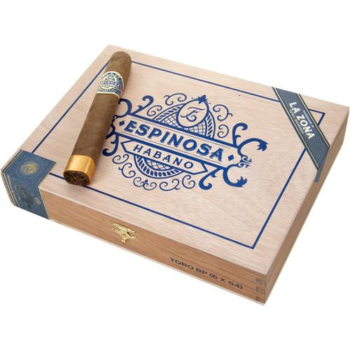 Espinosa Habano Box Pressed Toro (6x52/ 5 Pack)