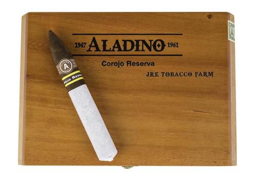 Aladino Corojo Reserva Figurado Box-Pressed (6.25x54 / Box of 10)