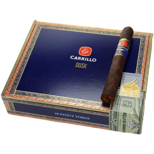 E.P. Carrillo Dusk Stout Toro (6x52 / Box 20)