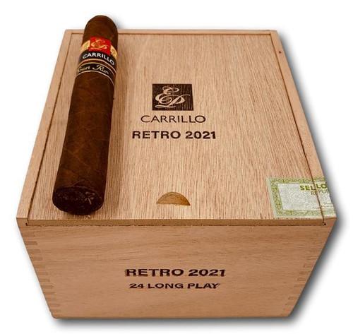 E.P. Carillo Short Run Retro 2021 Long Play (6x60 / Box 24)