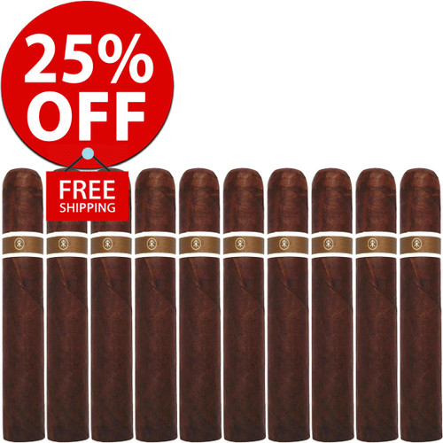 RoMa Craft Aquitaine Gran Perfecto (5.75x60 / 10 PACK SPECIAL) + 25% OFF RETAIL! + FREE SHIPPING ON YOUR ENTIRE ORDER!