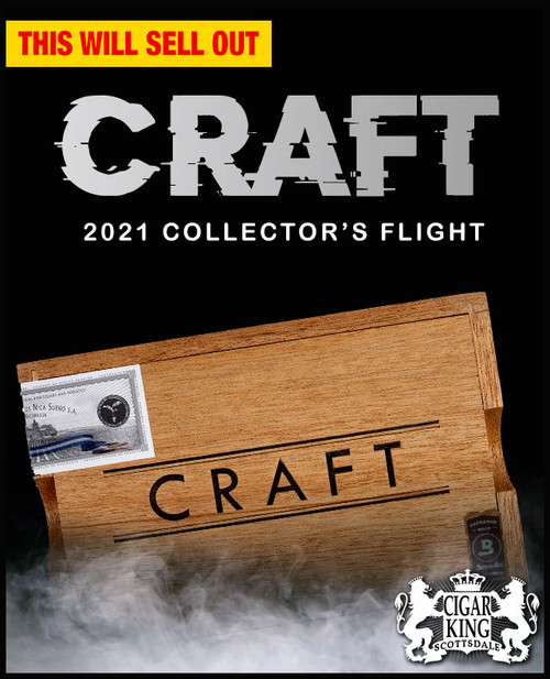 CRAFT RoMa Craft 2021 Collector's Flight (10 PACK SPECIAL) + FREE SHIPPING ON YOUR ENTIRE ORDER!