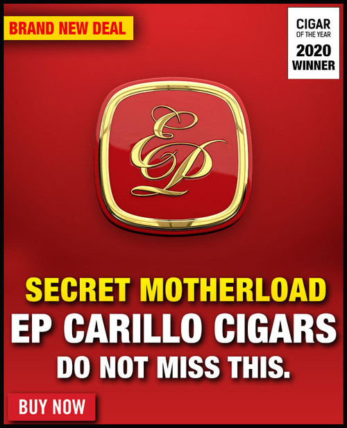 E.P. Carrillo 2021 Secret Motherload Flight (Assorted Sizes) + FREE SHIPPING ON YOUR ENTIRE ORDER!