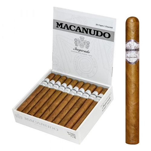 Macanudo Inspirado White Churchill (7x48 / Box 20)