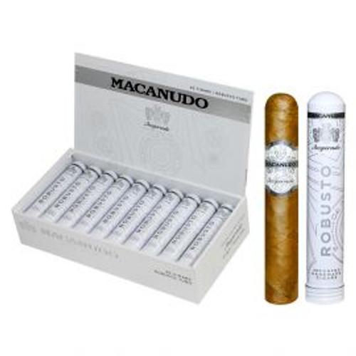 Macanudo Inspirado White Robusto Tubo (5x50 / Box 20)