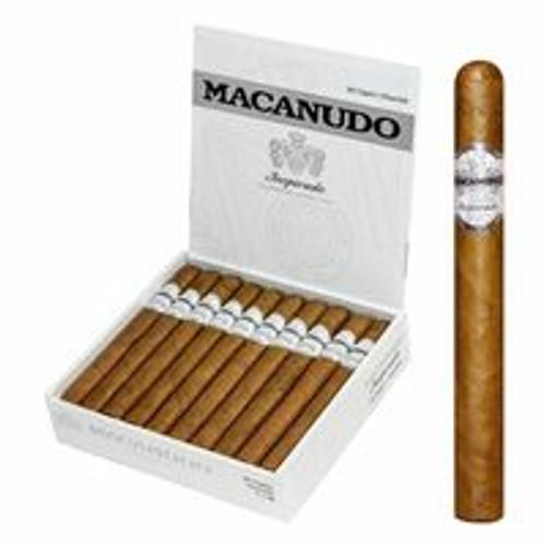 Macanudo Inspirado White Churchill (7x48 / 10 Pack)